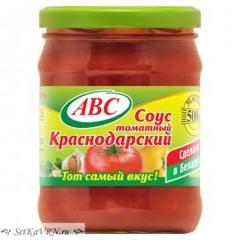 Соус Краснодарский ABC Беларусь Воронеж