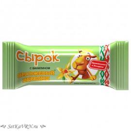 Сырок с ванилином Оранжевый верблюд. Купить белорусские глазированные сырки в Воронеже.