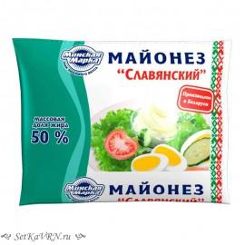 """Майонез """"Славянский"""""""