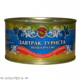Завтрак туриста по-белорусски. Производство Беларусь. Купить в Воронеже.