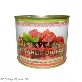 Закуска традиционная. Производство Беларусь. Купить в Воронеже.
