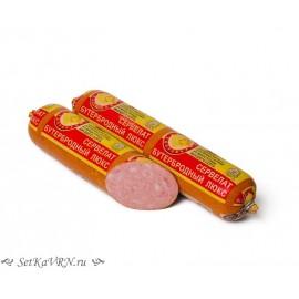 """Колбаса салями """"Сервелат Бутербродный Люкс"""". Белорусская колбаса варено-копченая в Воронеже."""