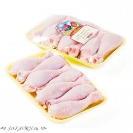 Голень цыпленка-бройлера. Белорусская курица, мясо птицы в Воронеже.