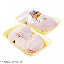 Окорочок цыпленка-бройлера. Белорусская курица, мясо птицы в Воронеже.
