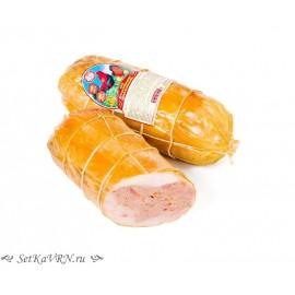 """Рулет """"Лакомый с печенью"""". Белорусские деликатесы, мясные рулеты в Воронеже."""