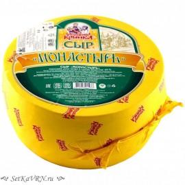 """Сыр """"Монастырь"""". Купить белорусский сыр в Воронеже. Бабушкина крынка"""