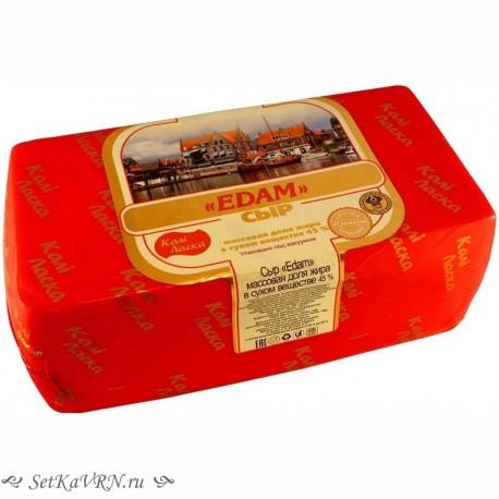"""Сыр """"Edam"""". Купить белорусский сыр в Воронеже. Бабушкина крынка"""