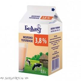 Молоко топленое. Беллакт. Купить в Воронеже недорого