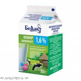 Кефир 1,6% (Беллакт). Купить в Воронеже недорого
