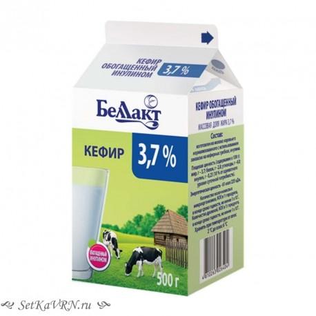 Кефир 3,7% (Беллакт). Купить в Воронеже недорого
