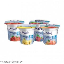 Коктейль йогуртный термизированный 2,0%. Беллакт. Купить в Воронеже