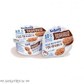 Каша молочная гречневая. Готовый завтрак Беллакт. Купить в Воронеже