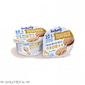 Каша молочная овсяная. Готовый завтрак Беллакт. Купить в Воронеже