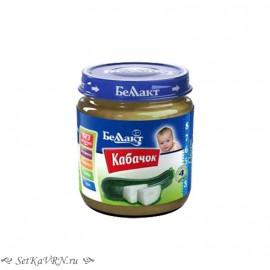 Овощное детское пюре. Кабачок. Прикорм. Белорусские продукты Воронеж