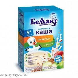 Каша молочная гречневая с яблоком. Прикорм. Белорусские продукты Воронеж