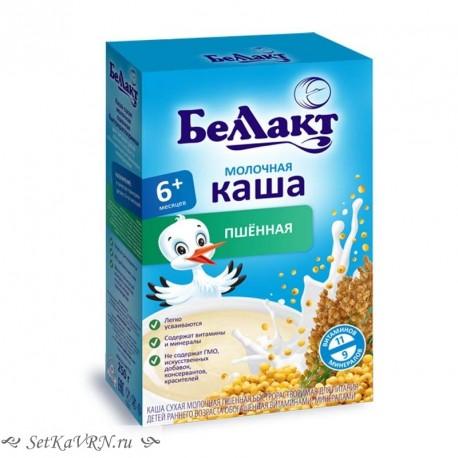 Каша молочная пшенная. Прикорм. Белорусские продукты Воронеж