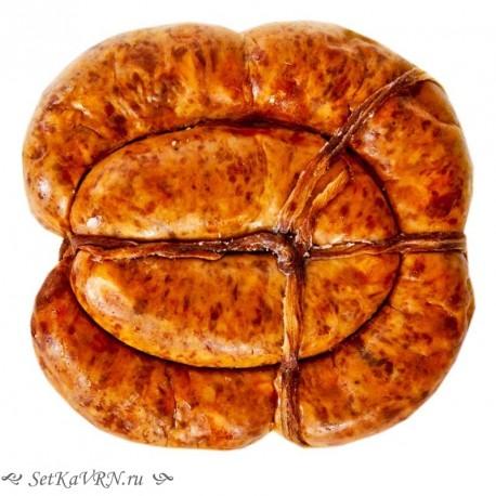 Украинская жареная. Купить белорусские колбасы в Воронеже