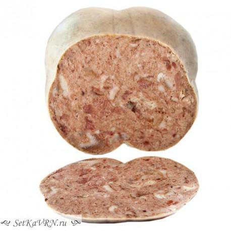 Зельц свиной. Купить белорусские субпродукты в Воронеже