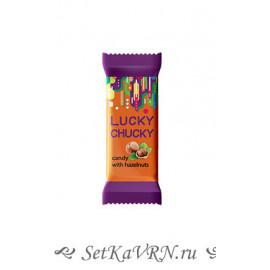 Конфеты «Lucky Chucky» с фундуком