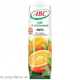 Сок Апельсиновый ABC