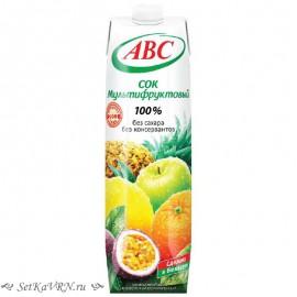 Сок Мультифруктовый ABC