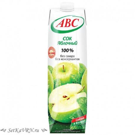 Сок Яблочный ABC
