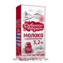 Молоко 3,2% Славянские традиции стерилизованные