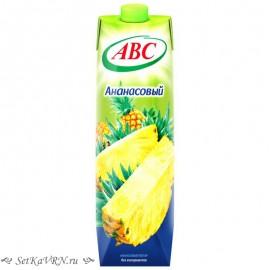 Ананасовый нектар с мякотью ABC