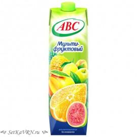 Мультифруктовый нектар ABC