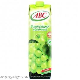 Виноградно-яблочный нектар ABC