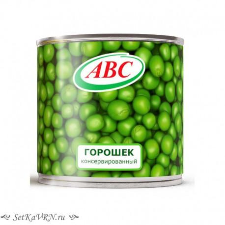 Горошек консервированный ABC Беларусь Воронеж