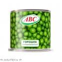 Горошек консервированный ABC