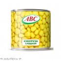 Кукуруза сладкая консервированная ABC